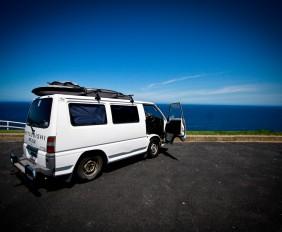 campervan east coast of australia