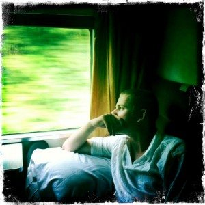 Sleeper Train Thailand pai chang mai bangkok asia