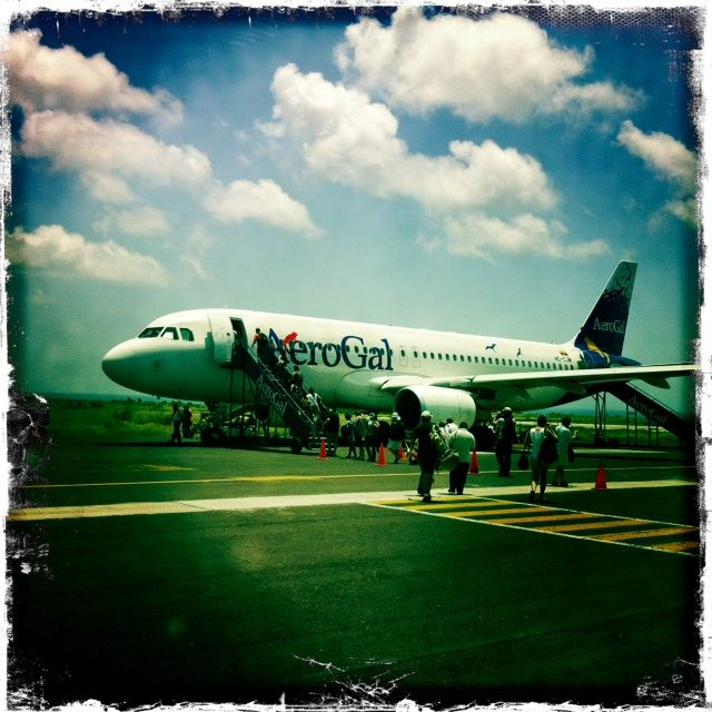 Airline Review; AeroGal