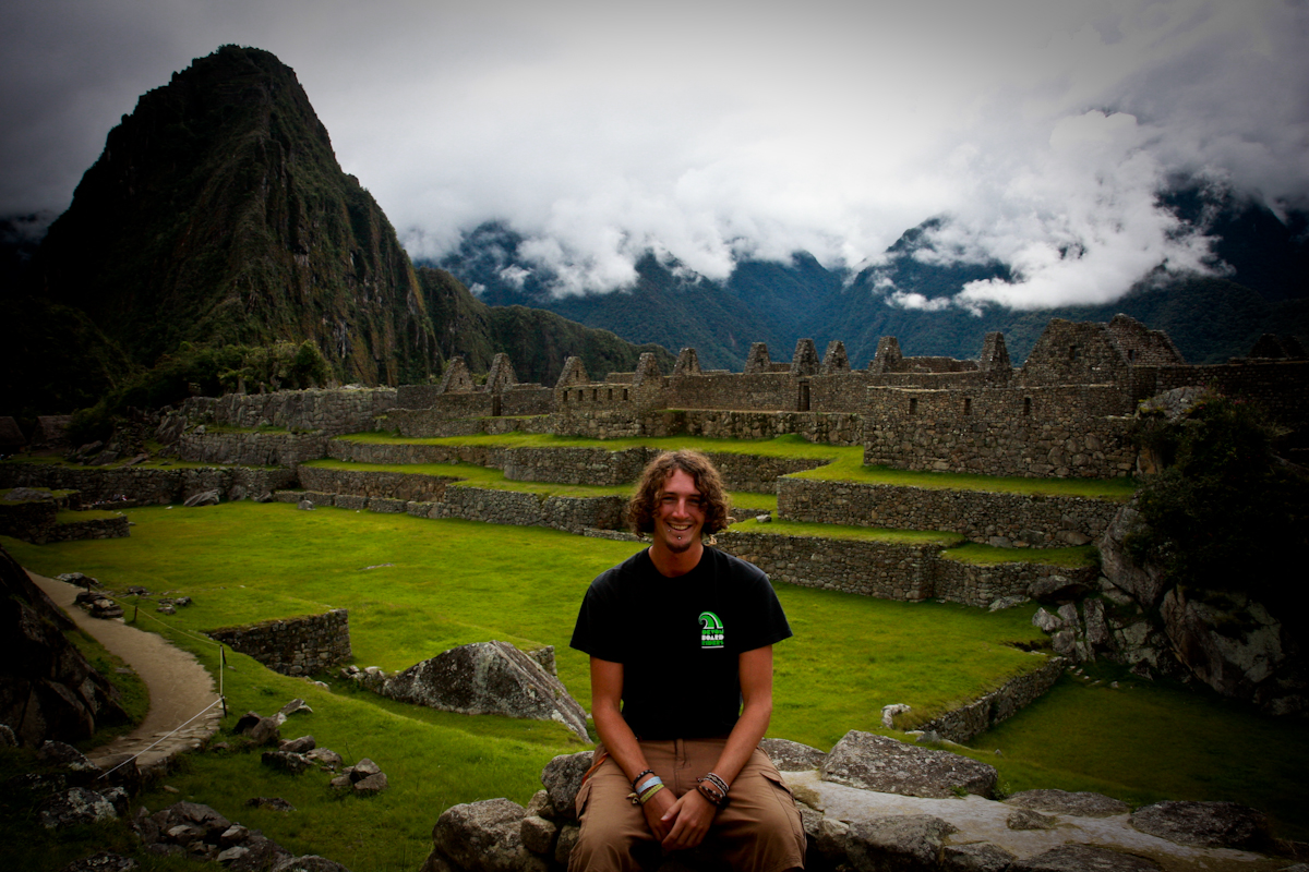 Walking the Inca Trail, Peru With @GAdventures