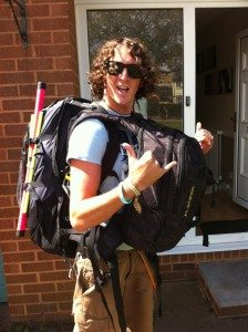 backpacker banter rucksack review gap year
