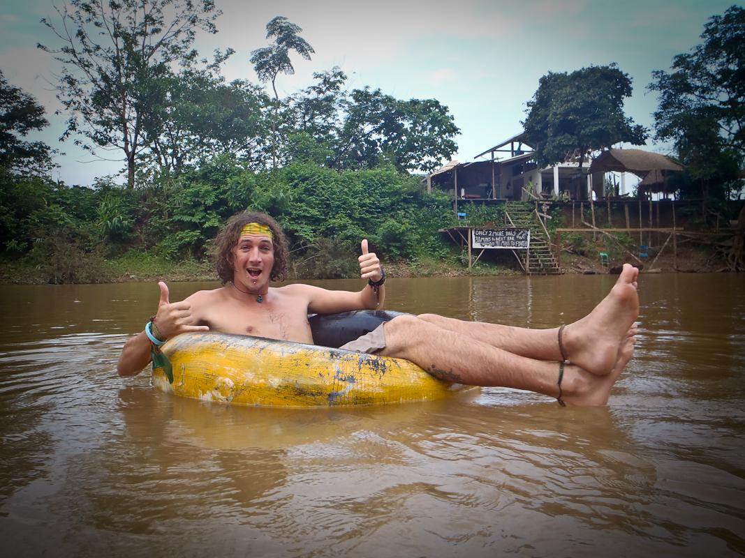 Tubing in Vang Vieng – A Fun But Dangerous Way to Drink?!