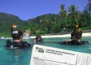Diving on Phi Phi, Thailand With Barracuda Scuba