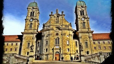 cathedral switzerland iphoneography