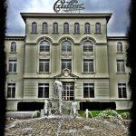 callier chocolate factory swizterland
