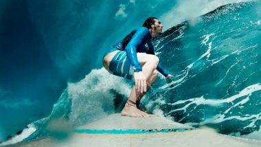 travel surf backpacker waves beach indonesia