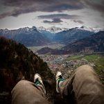 paragliding switzerland interlaken gopro