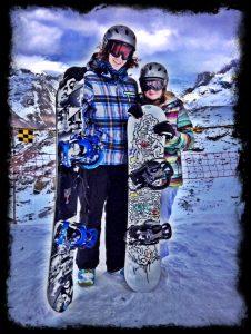 aer snowboarding matterhorn switzerland