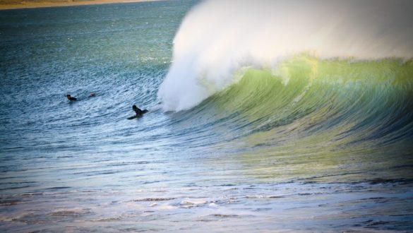 bodyboarding morocco surf