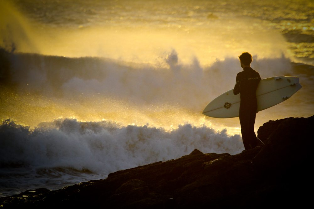 sunset surf taghazout