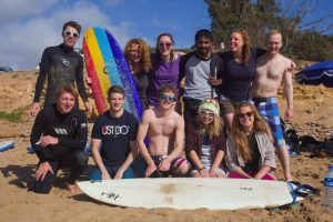 surf instructor course morocco