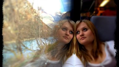 travel switzerland swiss pass train