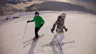 snowboarding alps switzerland films laax