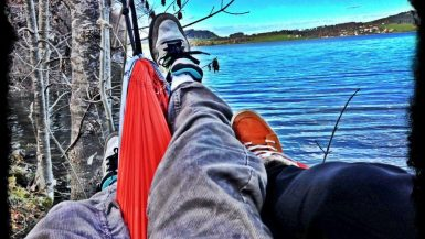 eno hammock lake switzerland
