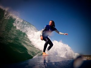 surfing taghazout morocco gopro