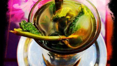 moroccan mint tea travel