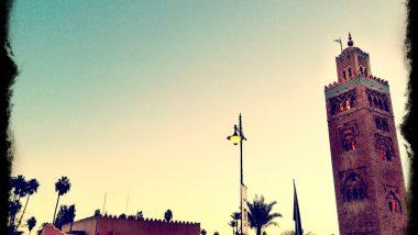morocco iphone marrakech