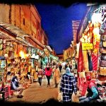 morocco iphone marrakech souks