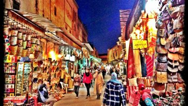 morocco iphone marrakech souks