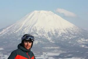 skiing snowboarding in japan