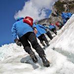 franz josef glacier heli hike new zealand