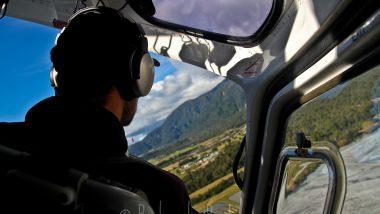 franz josef glacier scenice flight