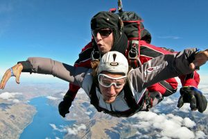 skydive queenstown nzone