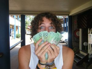 funding backpacker travel RTW trip