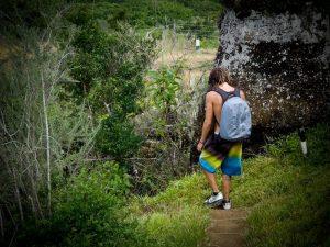 backpacker travel fears
