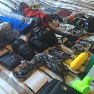 backpacker kit list