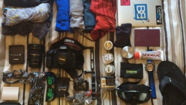 backpacker kit list long term travel