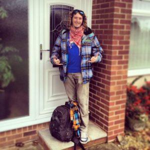 backpacker banter 25 litre rucksack