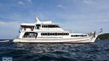 manta queen 6 khao lak scuba similar live aboard