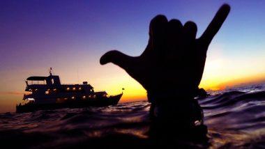 diving similan islands sunset khao lak