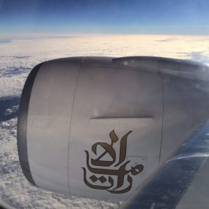emirates flight backpacker