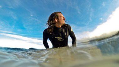 surfing putsborough north devon