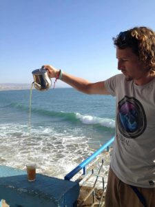 mint tea morocco surf taghazout