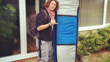 backpacker leave home round the world trip travel