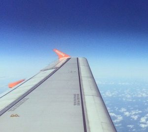 easy jet europe flight germany review