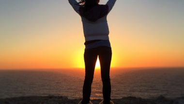 sunset algarve sagres europe-2