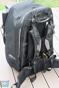 smashii rucksack backpack anti theft review (3 of 11)