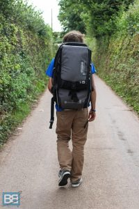 smashii rucksack backpack anti theft review (8 of 11)