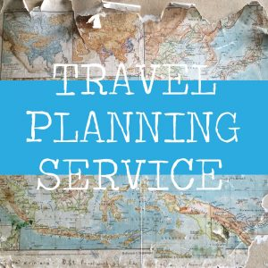 travel planning service backpacker rtw trip