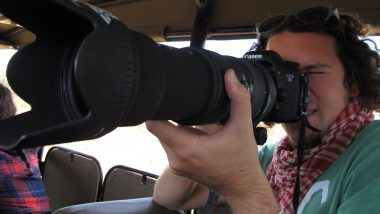 chris stevens travel blogger backpacker banter photographer