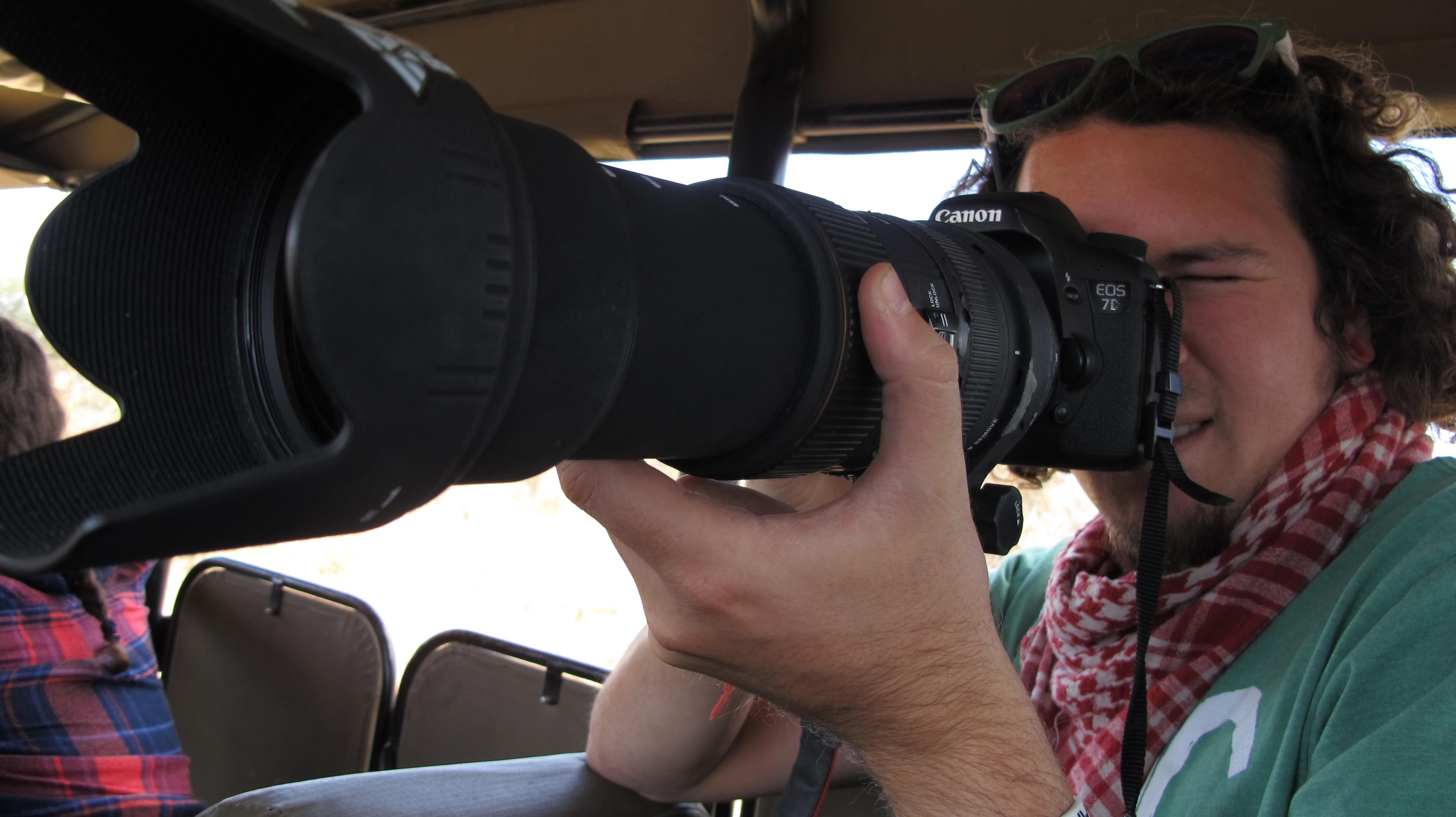 chris stevens travel blogger backpacker banter photographer