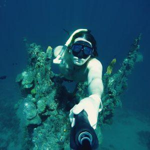 freedive coron palawan snorkel philippines backpacker travel