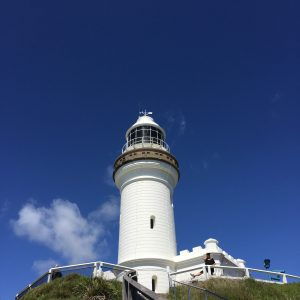 byron bay lighthouse new australia backpacker travel