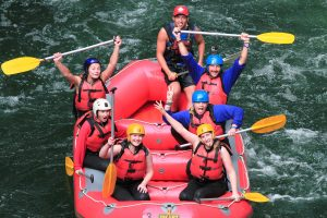 white water rafting wet n wild rotorua kiwi experience new zealand (10 of 11)