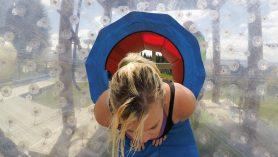 ogo rotorua zorbing new zealand kiwi experience.