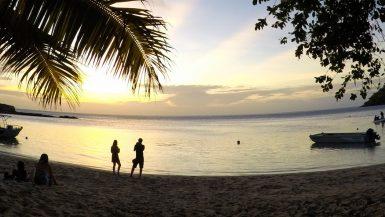 barefoot manta ray snorkel fiji yasawa islands awesome adventures